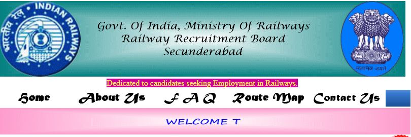 RRB Secunderabad NTPC Result 2016