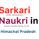 Govt Jobs in Himachal Pradesh