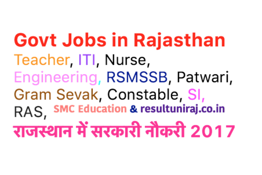 Govt-Jobs-in-Rajasthan Online Form Job Vacancy on ads for, sri lanka, application letter for, for accountant,