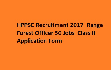 HPPSC Recruitment 2017
