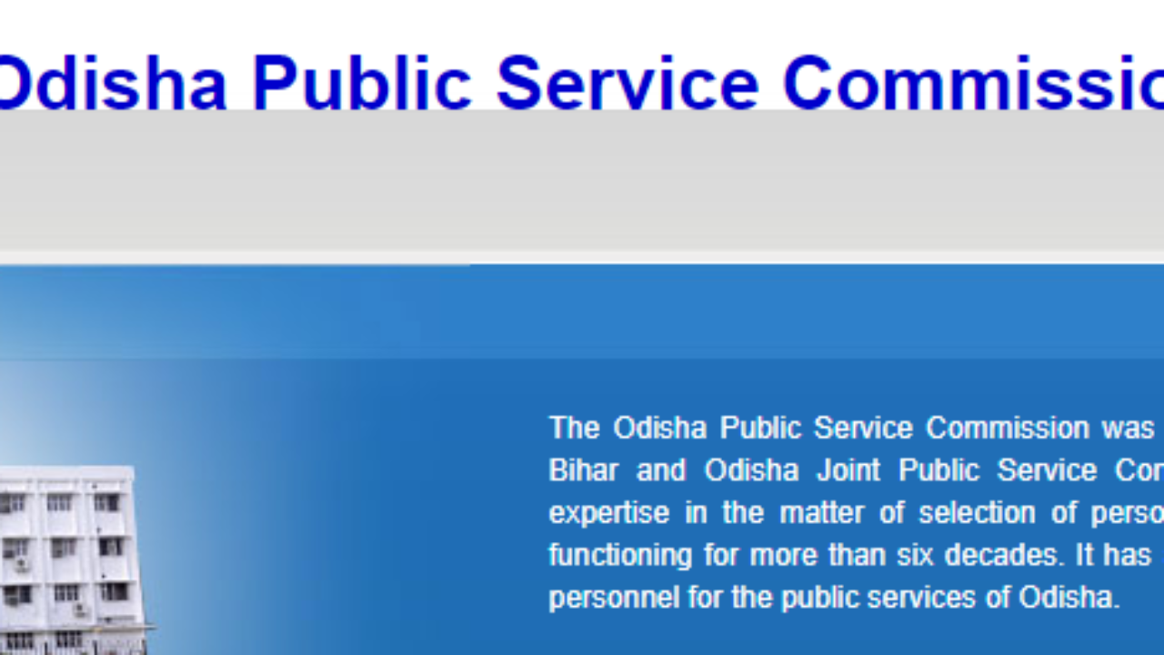 OPSC Admit Card 2019- Odisha PSC Civil Service Pre Call