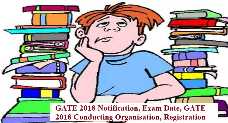 Gate Result 2019 Date Pinterest: GATE 2019 Notification, Exam Date, GATE 2019 Conducting