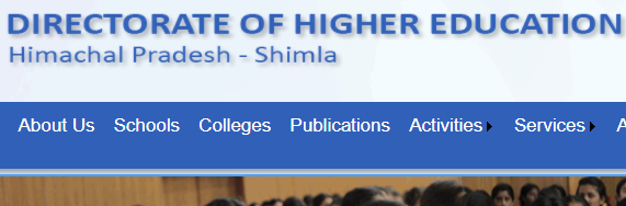 DHE HP PGT Recruitment 2019 Post Graduate Teacher Posts ... Form Filling Job In Shimla on office filing jobs, quick jobs, packing jobs, pastry jobs,