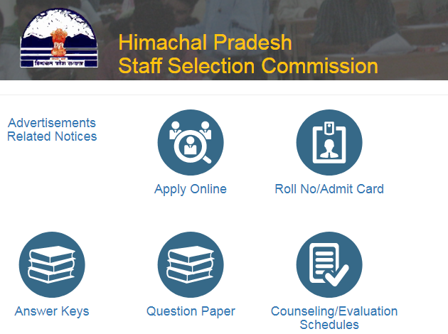 Hpsssb Hamirpur Recruitment Notification 2018 Himachal Government