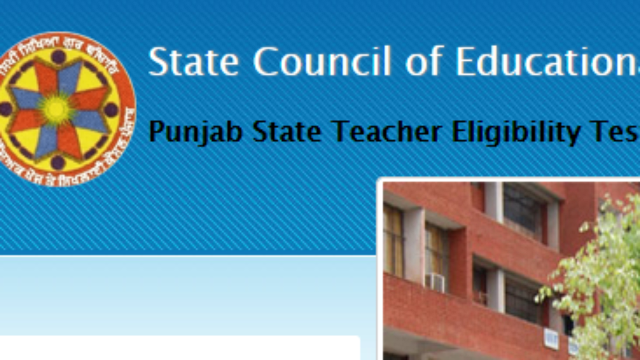 PSTET Syllabus Pdf 2019 Punjab TET Latest Exam Pattern