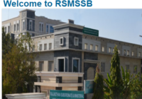 RSMSSB Jr Instructor Bharti 2018