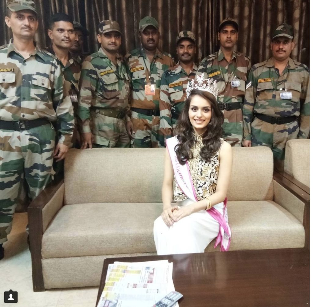 manushi chhillar biography height instagram figure miss world 2017 wallpapers. Black Bedroom Furniture Sets. Home Design Ideas
