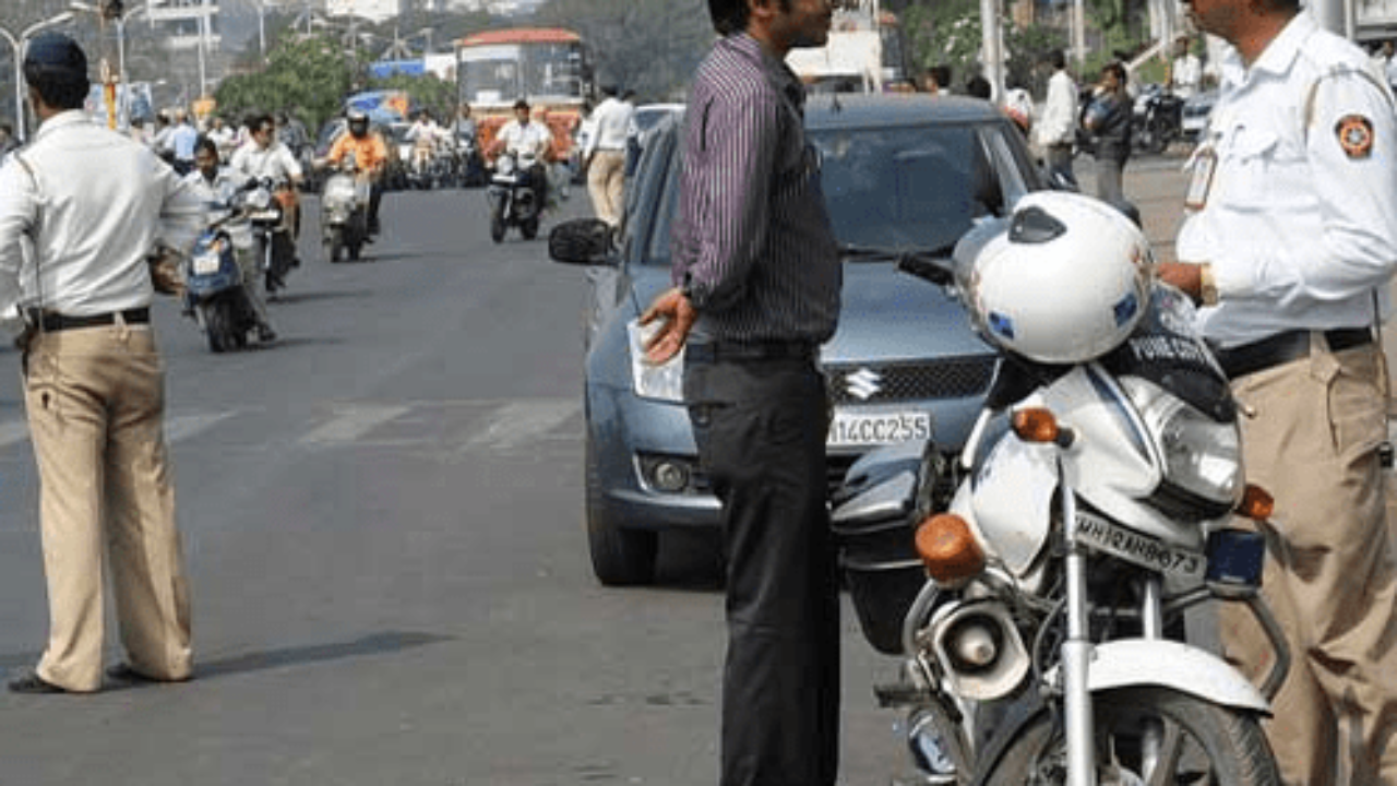 RTO Fine & Penalty List for Traffic Rules violation, Traffic