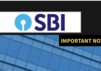 SBI Bank Recruitment