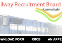 RRB Guwahati Recruitment Board
