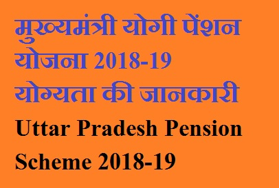 Samajwadi Pension Yojana Form 2015 Pdf