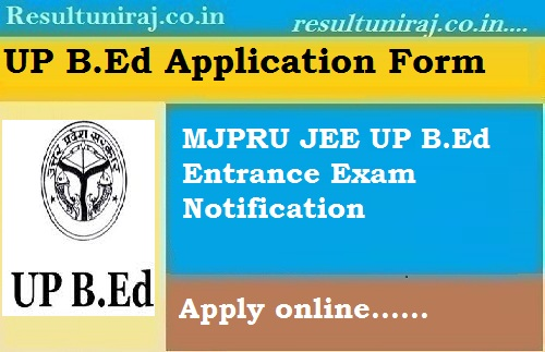 B Ed Application Form 2017 In Du, Up B Ed Application Form 2019, B Ed Application Form 2017 In Du
