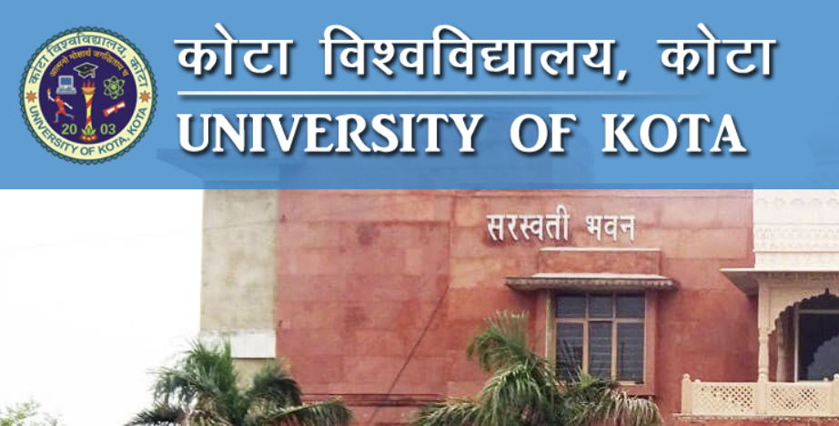 Kota University website