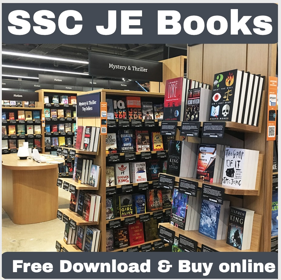SSC Junior Engineer Exam Books