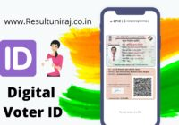 Digital Voter ID in the PDF format