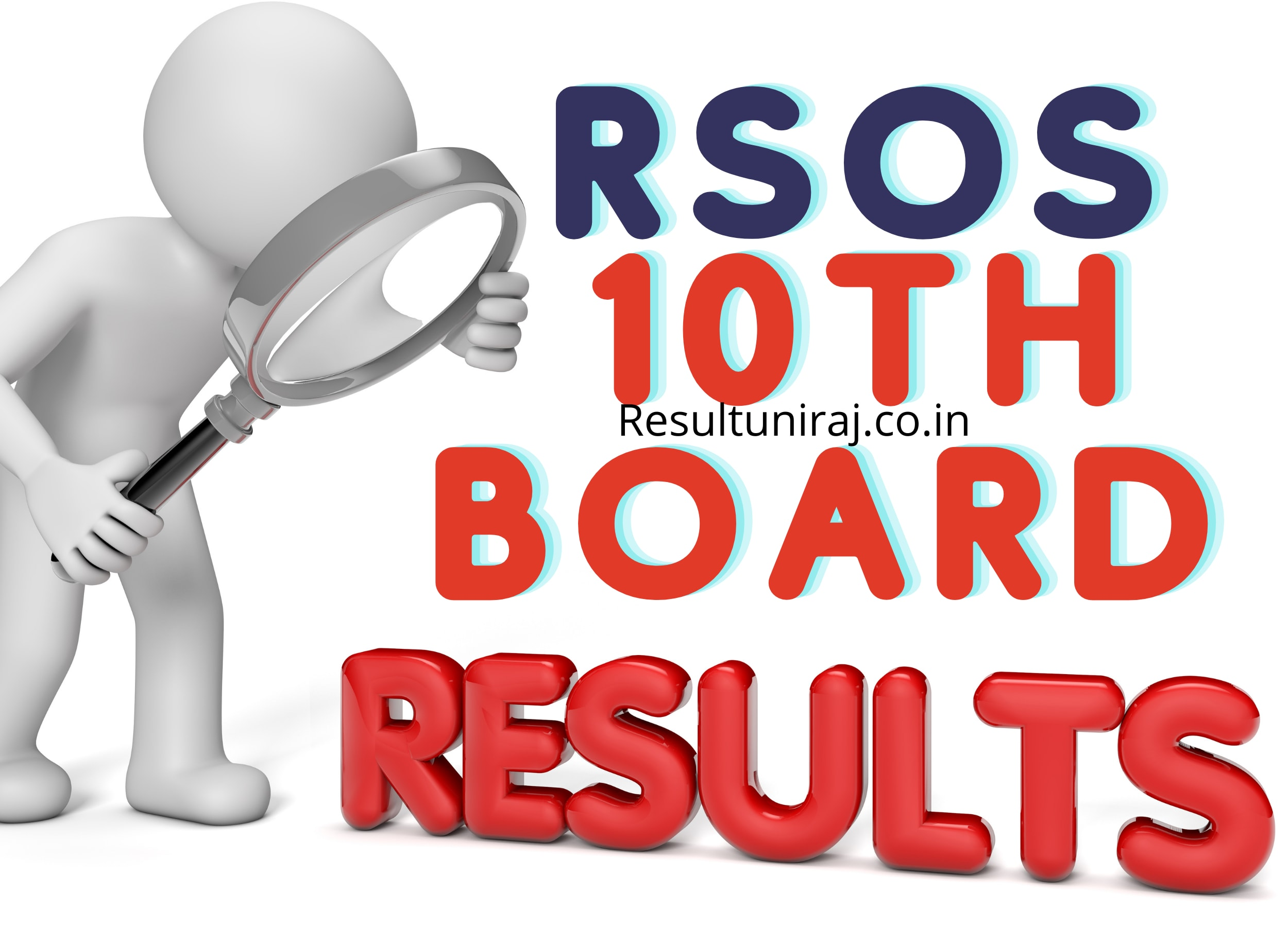 RSOS 10th Result 2020-2021 Name Wise- Rajasthan Open Board ...