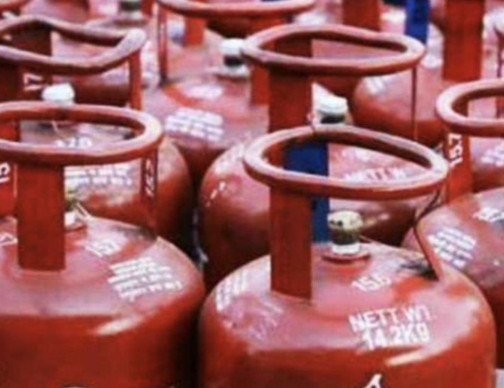 Gas Cylinders Booking News